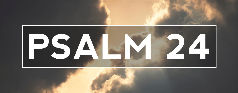 Seeking the King of Glory